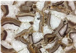 白玛瑙 White Agate Chips