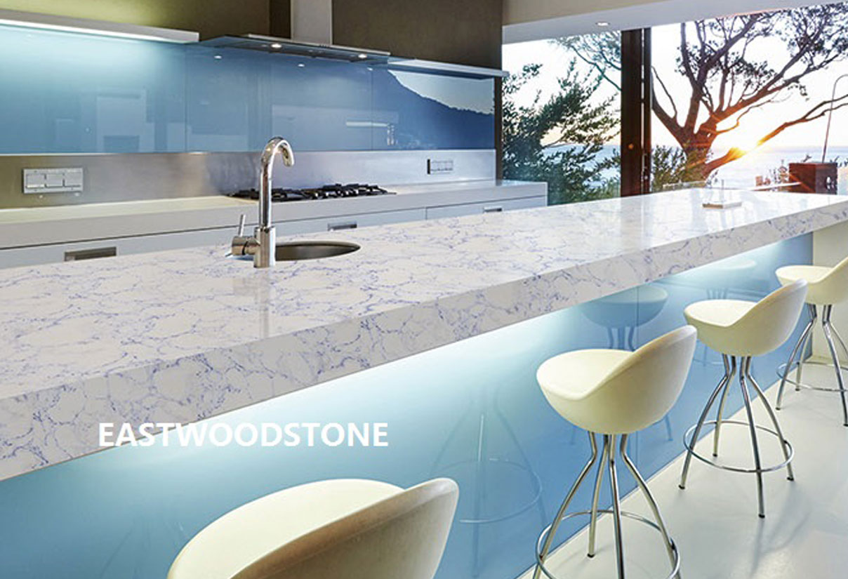 Quartz Stone Marble Vein Series