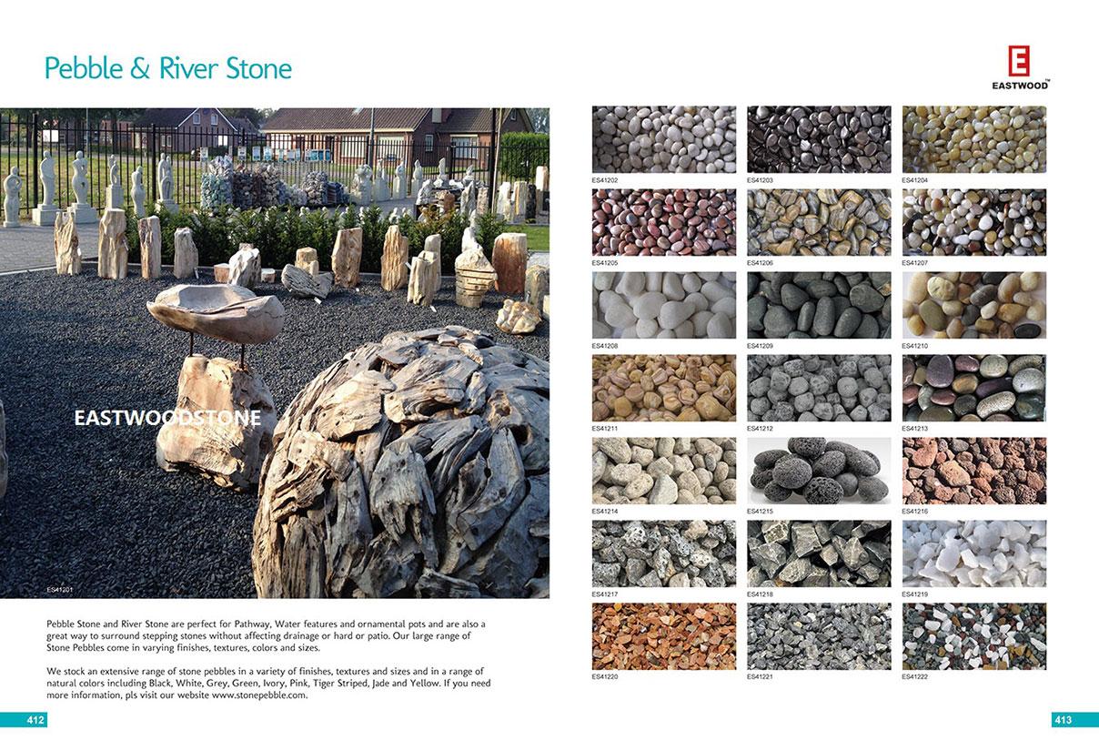 Pebble & River Stone